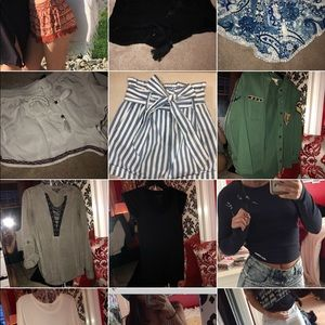 4717a4c27001 Tops | Shirts Pants Shorts Shoes On My Depop For Cheap | Poshmark